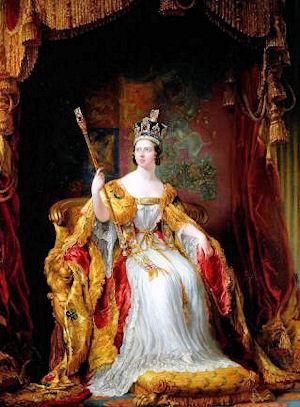 ヴィクトリア女王 : そうだった...
